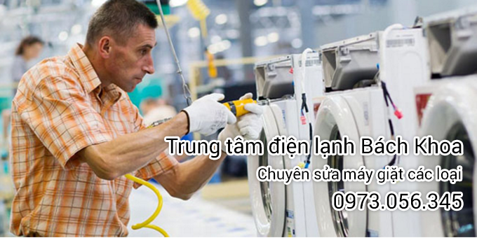 Sửa máy giặt Electrolux tại Hoàng Hoa Thám