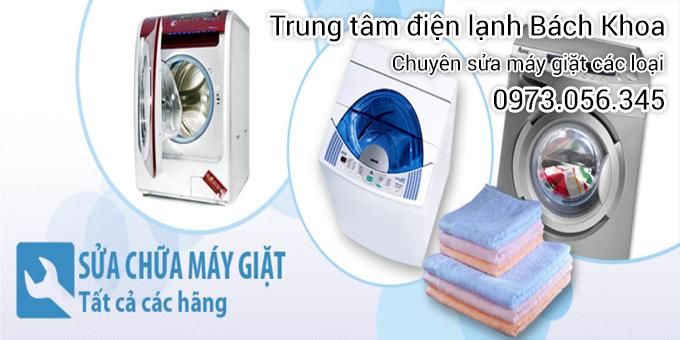 Chuyên sửa chữa máy giặt Electrolux tại nhà