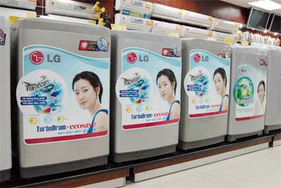Sửa máy giặt Lg tại Trần Phú