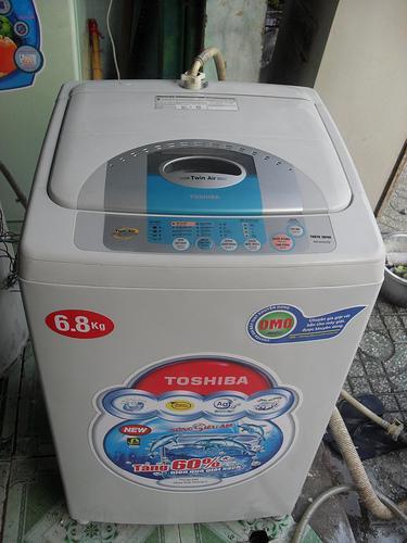 sửa máy giặt LG tại Ba Đình
