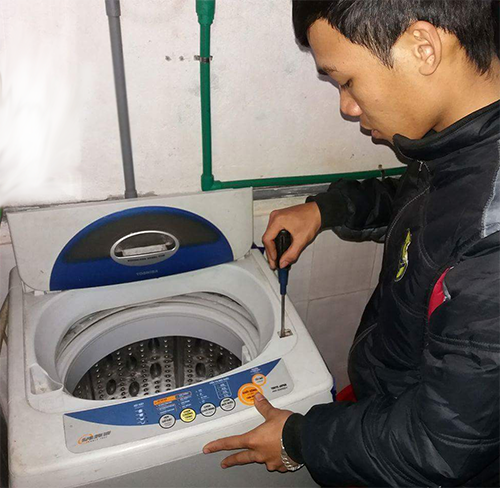 Sửa máy giặt Samsung tại Thái Thịnh