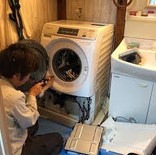 Sửa máy giặt Electrolux tại Điện Biên
