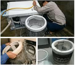 Vệ sinh máy giặt tại Việt Hưng