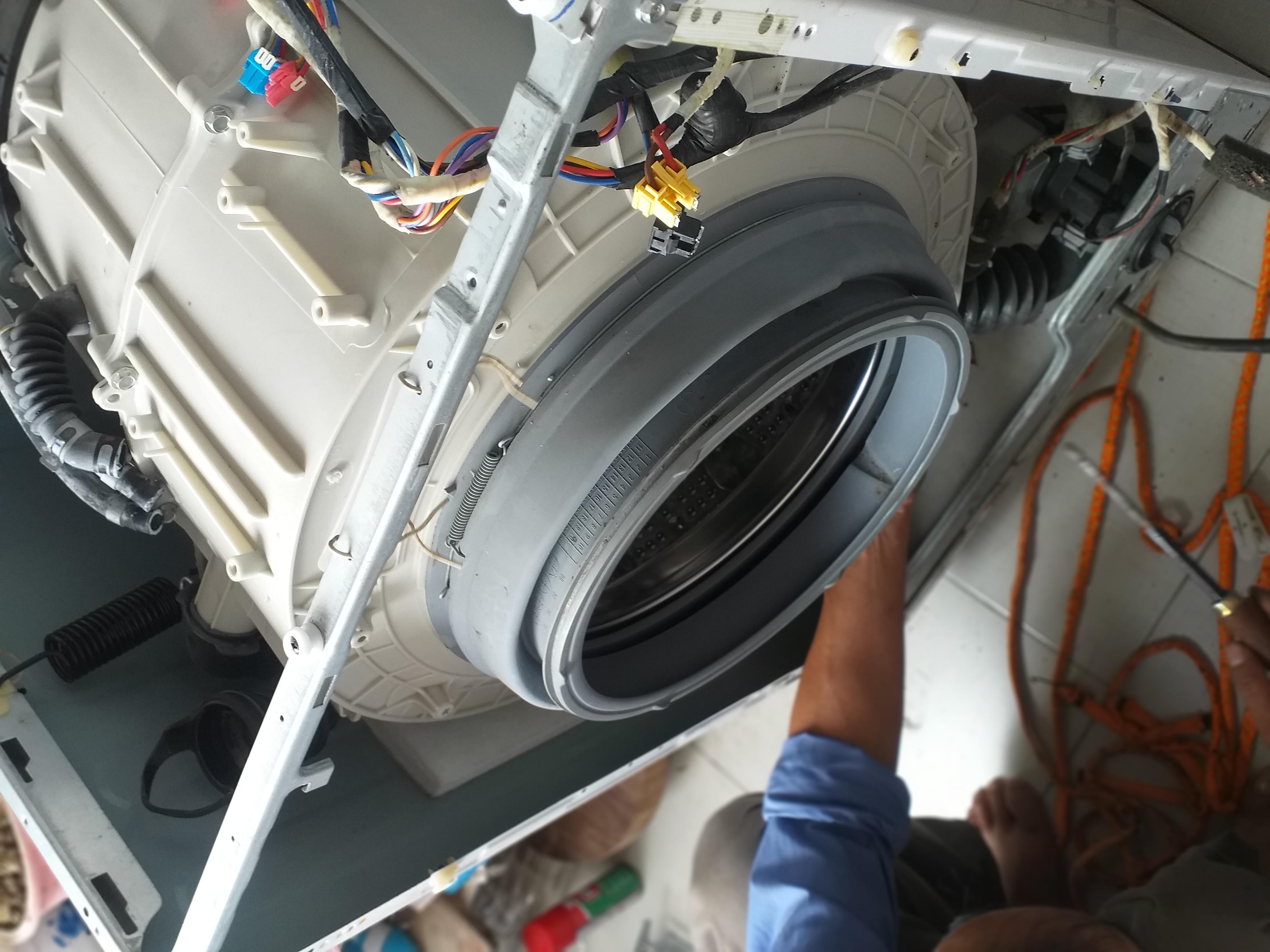 Sửa máy giặt tại phường Khâm Thiên